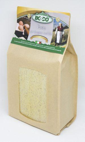 la pasta per lasagne rustiche Bosco