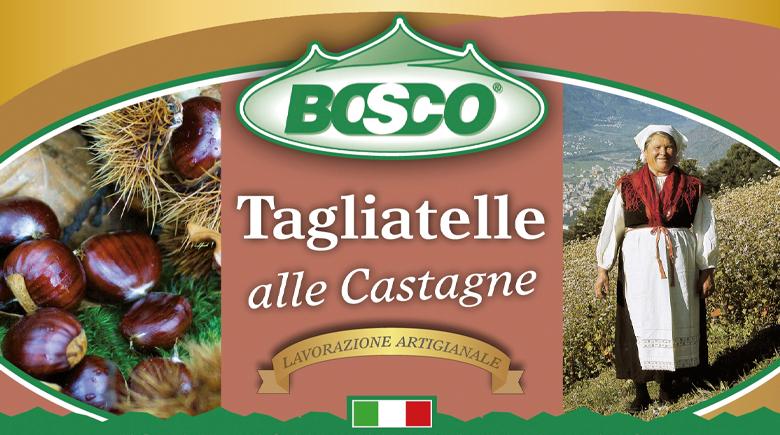 Bosco - Tagliatelle alle castagne