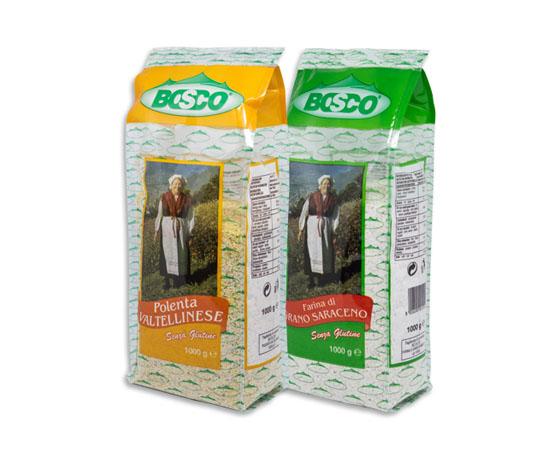 Le farine Bosco