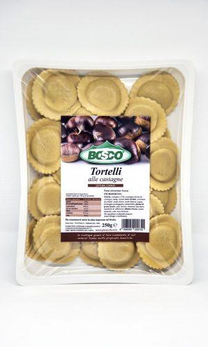 Bosco - Tortelli freschi alle castagne