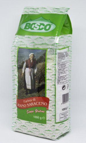 Bosco - Farina di grano saraceno