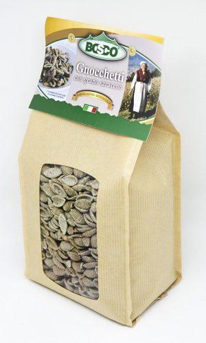 Gli gnocchetti Bosco con grano saraceno