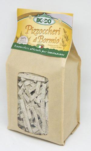 Bosco - Pizzoccheri di Bormio