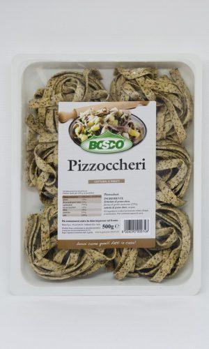 Pizzoccheri della Valtellina freschi Bosco